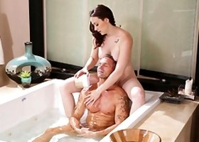 Chanel Preston loves showing off her sexual abilities