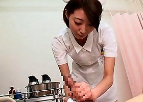 Japanese nurses know how to make their patients feel better