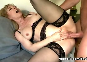 Nina Hartley in Porn's Most Wanted Whores #02, Scene #05
