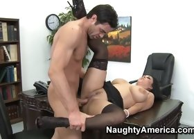 Jaylene Rio & Charles Dera in Naughty Office
