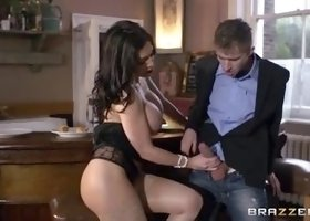 Pornstar porn video featuring Aletta Ocean and Danny D