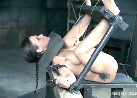 Syren De Mer defines the term whore and she must be punished for being a slut