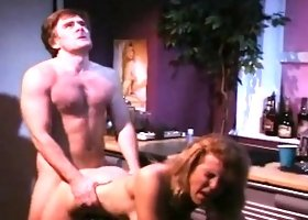 Hot Randi Storm is getting her trimmed bush nailed balls deep