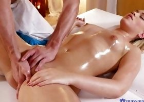 Masseur Has Magic Hands