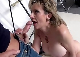 Photographer Mouth Fucks Mother I´d Like To Fuck Lady Sonia