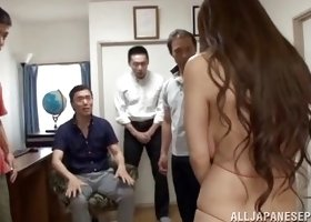 Tokyo Guys Are Absolutely Amazed By Hitomi