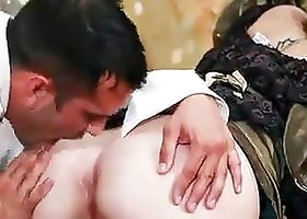 Paige Turnah the luxurious gets fucked on antique sofa