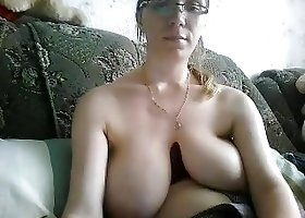 Saggy Milk Filled Tits 2