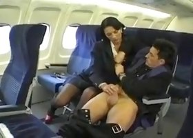 Sex in the airplane