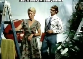 Hot episode from retro movie featuring Juliet Anderson, John Holmes, Jamie Gillis